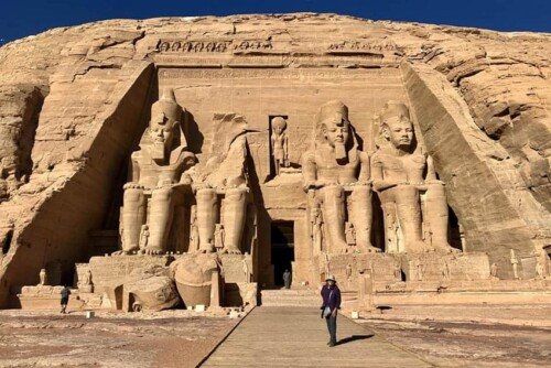 The Remarkable Rock Temples of Abu Simbel