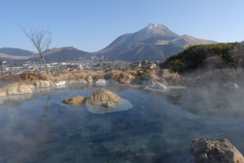 Onsen in Oita, Japan. Discover Oita Photos.