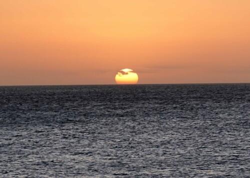 Aruba Sunset View