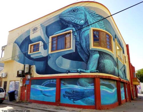 Aruba Murals in San Nicolas