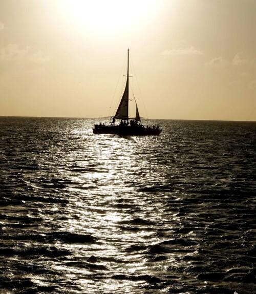 Aruba Dinner Cruise at Dusk