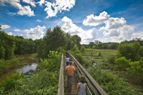Ocmulgee Mounds National Historical Park: a Stunning Landscape