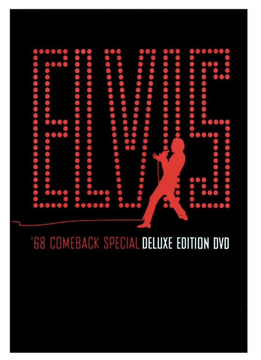 Elvis Boxed DVD set