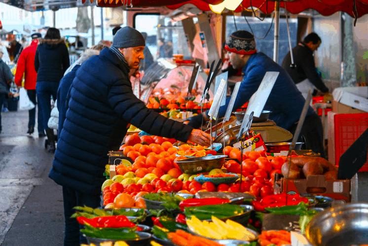 Lyon Market