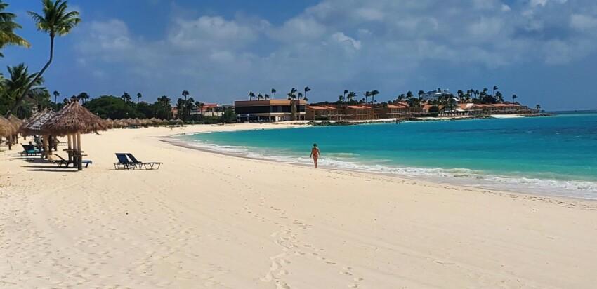 Tamarin and Divi Aruba Beach