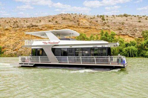 Australia's Murray River Houseboating