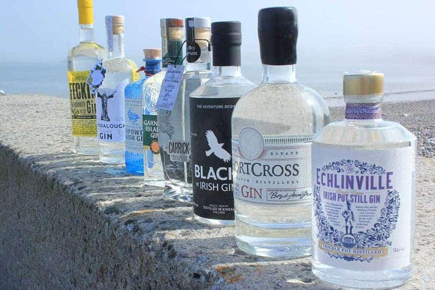 Remarkable Liquor Revolution in Irish Gin Distilleries