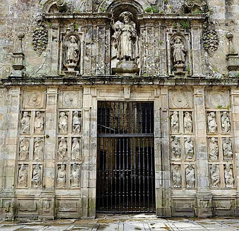 Now open in Santiago, the Holy Door was last opened in 2010.