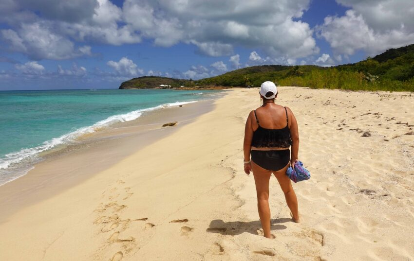 Hawksbill Beach Antigua