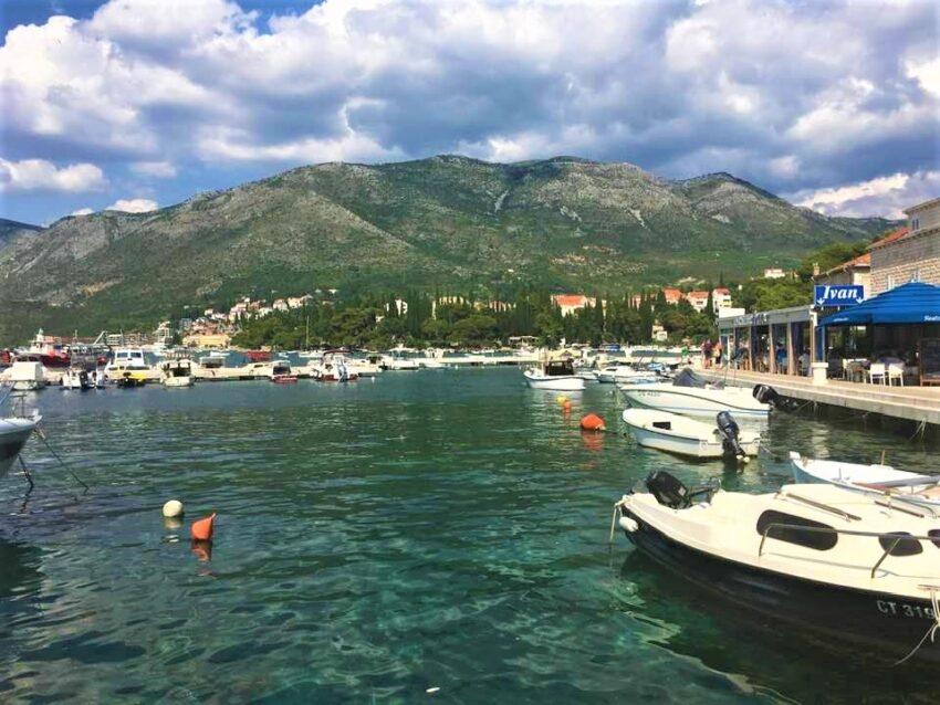 Cavtat Waterfront