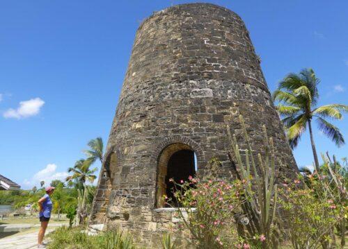 Antiguan Windmill 1865