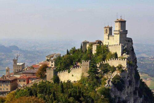 San Marino: One of Europe's Tiniest Countries