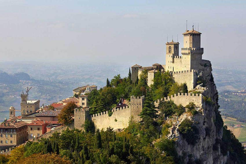 San Marino: One of Europe's Tiniest Countries