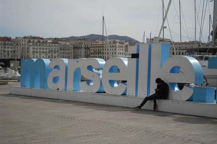 Marseille Misery: Hitting the City at Pandemic Height