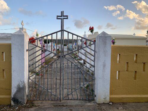Rincon cemetery, Bonaire