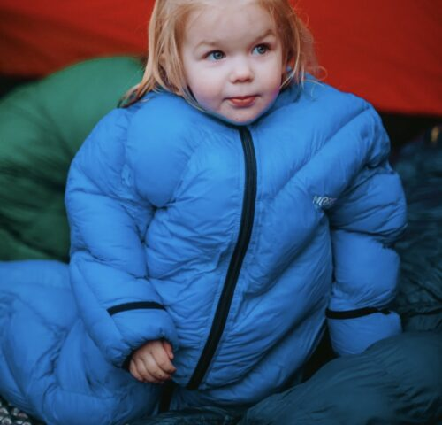 Morrison Outdoors Sleep sack for toddlers