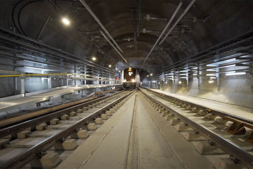 Paris and London Expanding Miles of New Subway Tracks