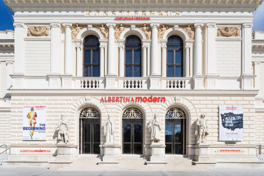 The Albertina Modern: A Captivating Virtual Visit