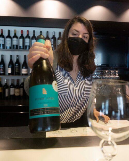 wine tasting Malbec