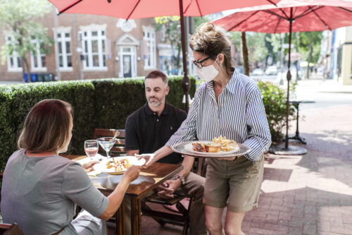 Downtown Frederick Dining. Visit Frederick Photos.