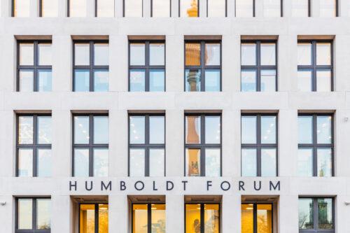 Humboldt Forum. © visitBerlin, Photo: Chris Martin Scholl