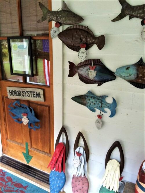 Honor System at The Iron Fish Gallery & Studio