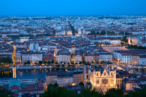Lyon is #1 for Delicious Food in France