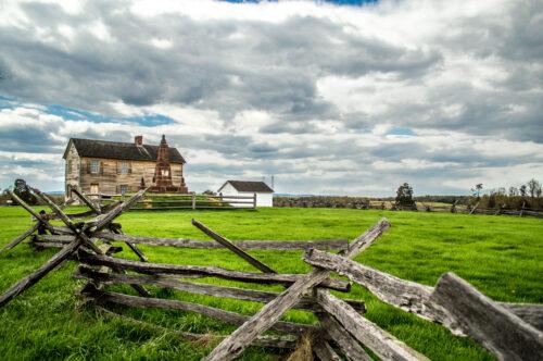Manassas National Battlefield. Visit Prince Williams Virginia Photos.