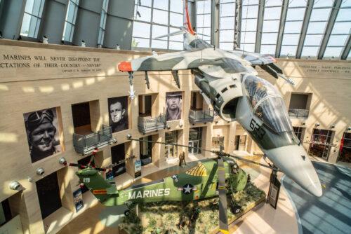 Marine Corps Museum. Visit Prince Williams Virginia Photos.