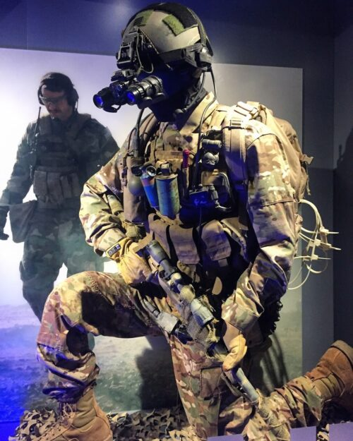 NAVY SEAL MUSEUM: It is simply incredible to see the equipment, weapons and computers that Navy SEALS must use today.