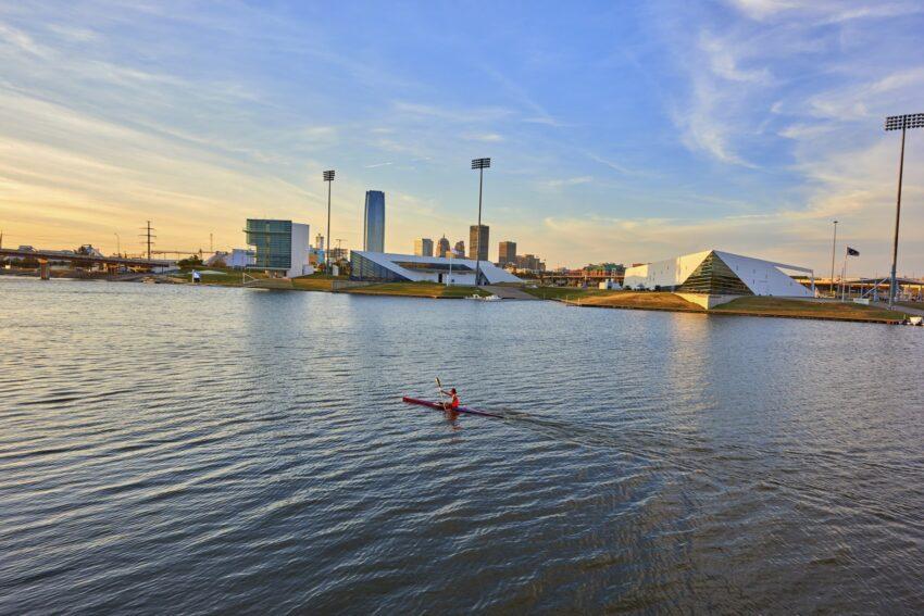 Riversport Oklahoma River