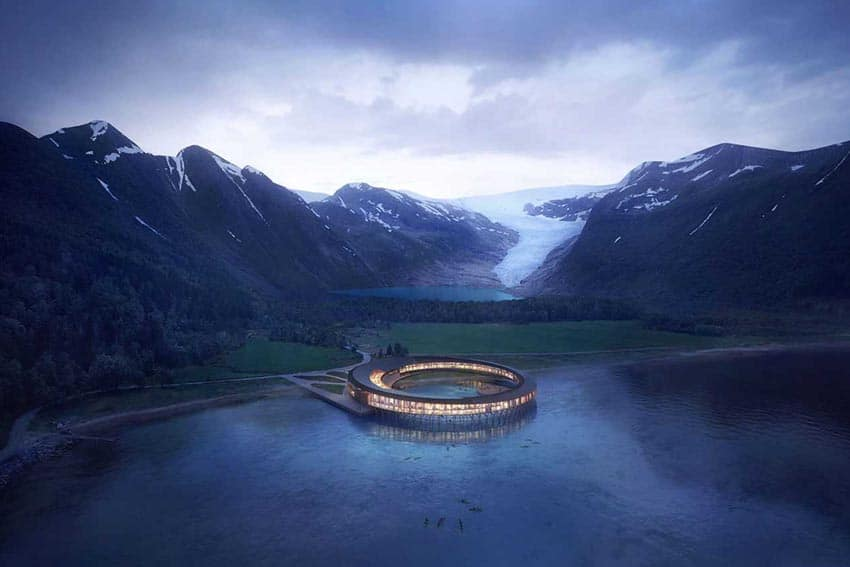 Svart Hotel Norway: Spectacular Views and More