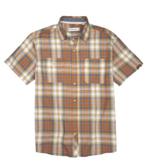 Dakota Huck shortsleeve men's shirt
