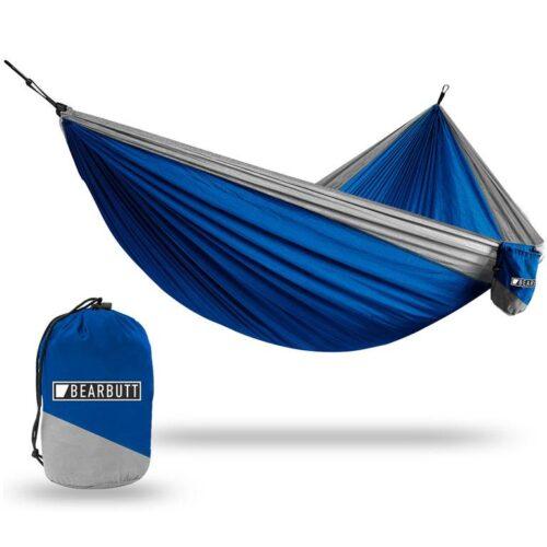 Bearbutt double hammock