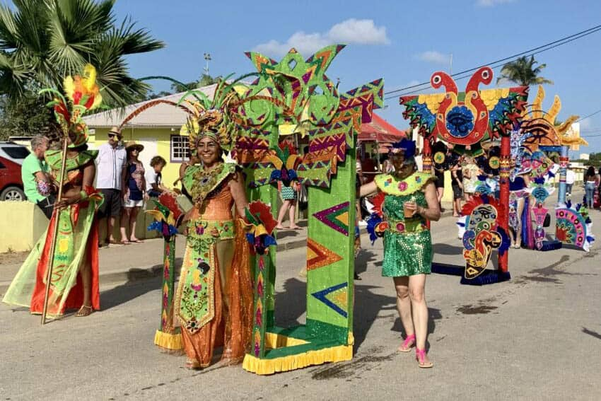 Bonaire's Krazy Karnaval: More than Diving