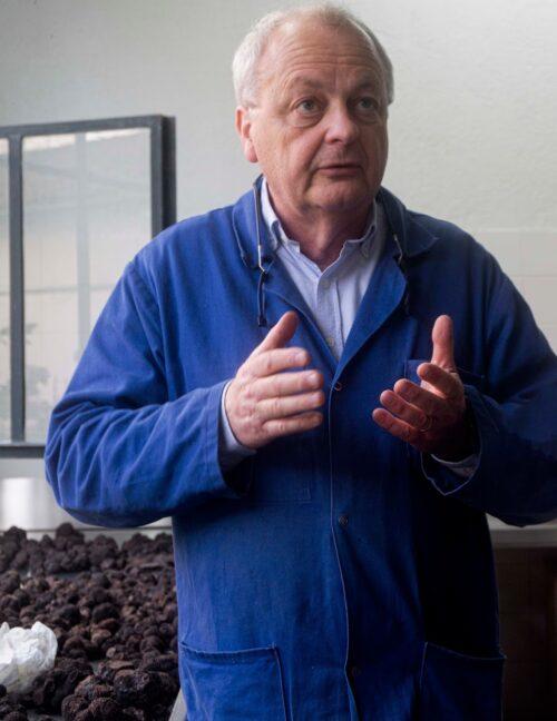 Pierre-Jean explains the future of truffles