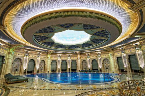 The Ritz-Carlton Hotel.