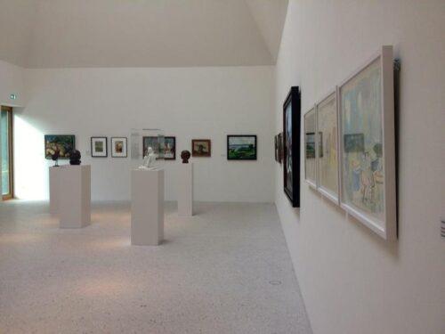 Contemporary Art Museum, Houston.