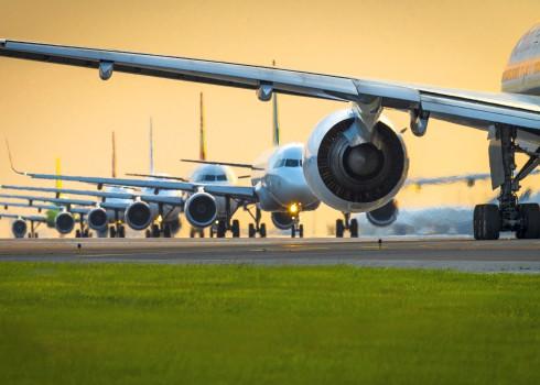 Airfield. Hong Kong International Airport Photos.