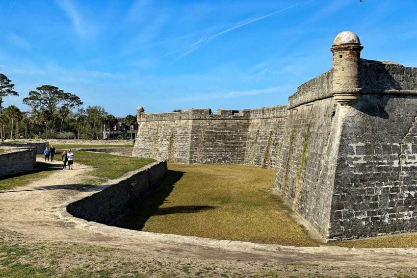 St. Augustine, Florida: Digging the Old and the New