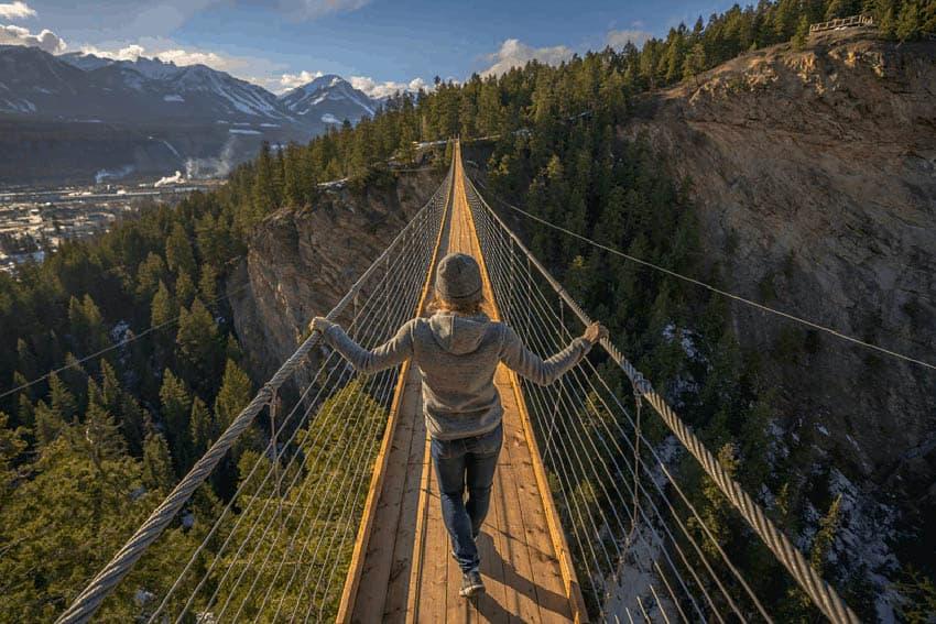 B.C.'s Stunning Golden Skybridge and Icefield Skywalk
