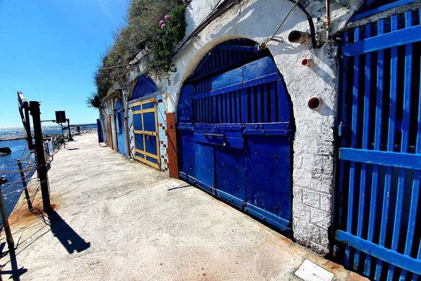 Ancona: the Impressive Caves of Passetto, Italy