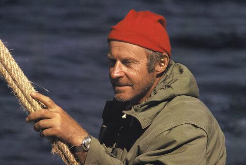 Thor Heyerdahl. Kon-Tiki Museum Photos.