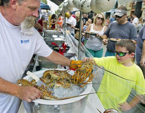 Key West Lobsterfest 1