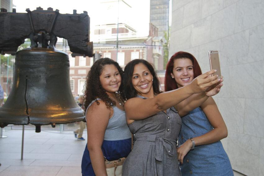 Liberty Bell Center Photo by D Cruz for VISIT PHILADELPHIA®