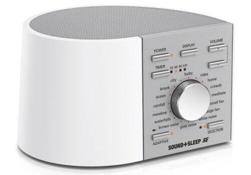 SoundSleep SE White