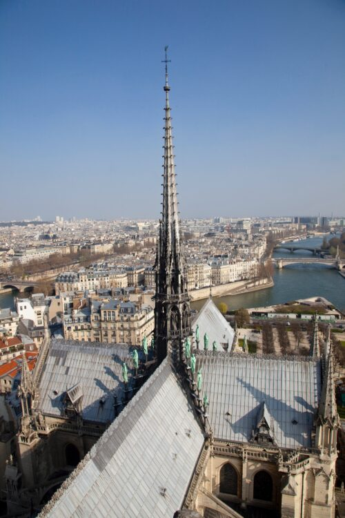Cathedral Spire. Pascal Lemaitre Photos.