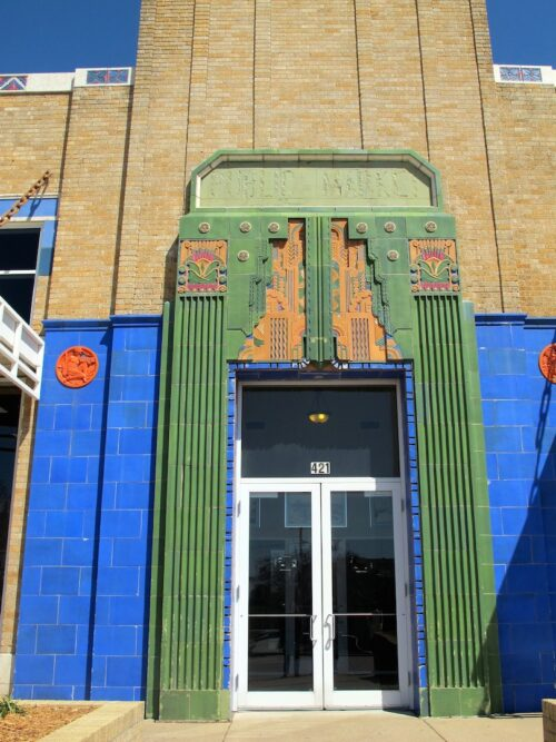 Tulsa Warehouse Market built in 1929 Photo by Beth Reiber