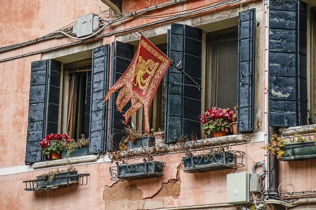 Venetians are proud of their city and are happy they have it to themselves again -- for now.