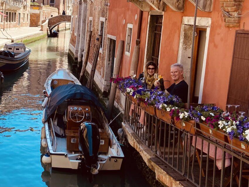 trattoria Dona Onesta in Venice